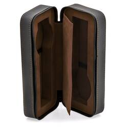 Watch Box Case Travel Braun Velvet For Auto & 2