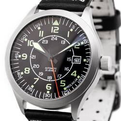 Aviation Aviator Watch Automatic Analog Military Watch...