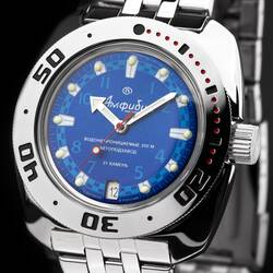 Diver Watch Vostok Automatic 2416/710440 20ATM Russian...