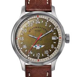 Sturmanskie 24 Hour Watch Automatic Open Space Vostok...