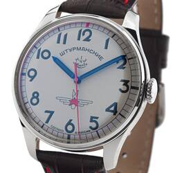 Analog Watch Sturmanskie Gagarin Retro Poljot...