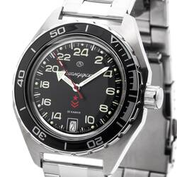 Vostok Komandirskie K65 200m Montre Automatique...