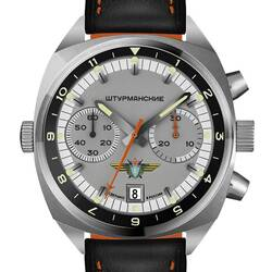 STURMANSKIE Poljot Chronograph 2020 Sonderedition...