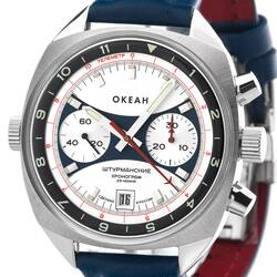 OKEAH Poljot Chronograph OCEAN 2020 Sonderedition...