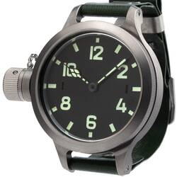 Agat 292 Cht Titan Kampftaucheruhr Russian Analog Watch...