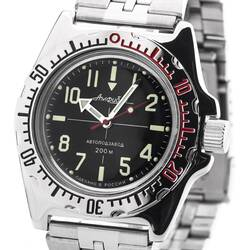 Vostok Automatic 2415.01/110647 Diver Watch from Russia...