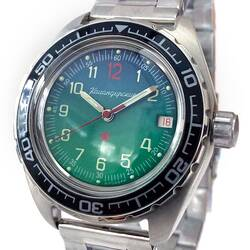 Vostok Komandirskie Diver Watch 200m Automatic...