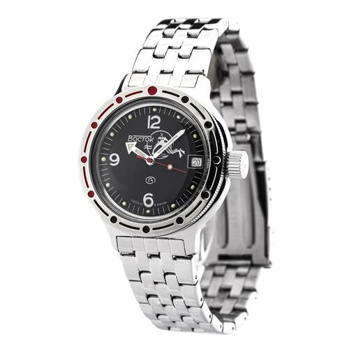 Vostok Diver Watch 200m Scuba Dude Automatic 2416/420634 Russian Watch