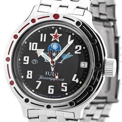 Vostok Diver Watch 656 2/12ft Automatic 2416/420288...
