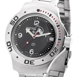 Vostok Diver Watch 656 2/12ft Scuba Dude Automatic...