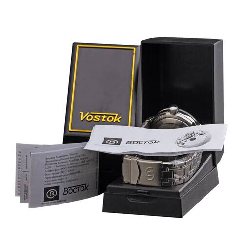 Vostok Diver Watch 200m Automatic 2416/710382 Russian Watch