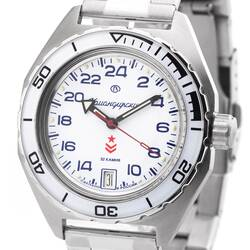 Vostok Komandirskie K65 2431/650546 24-Std. Military...