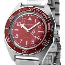 Vostok Komandirskie Automatic 2415/650840 Military Watch...