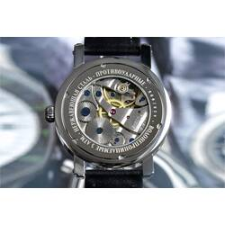 Buran Sibir Molnija 3603 Hand Wound Russian Watch...