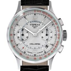 Strela Chronograph Officer - OF38CYM-S Military Watch...